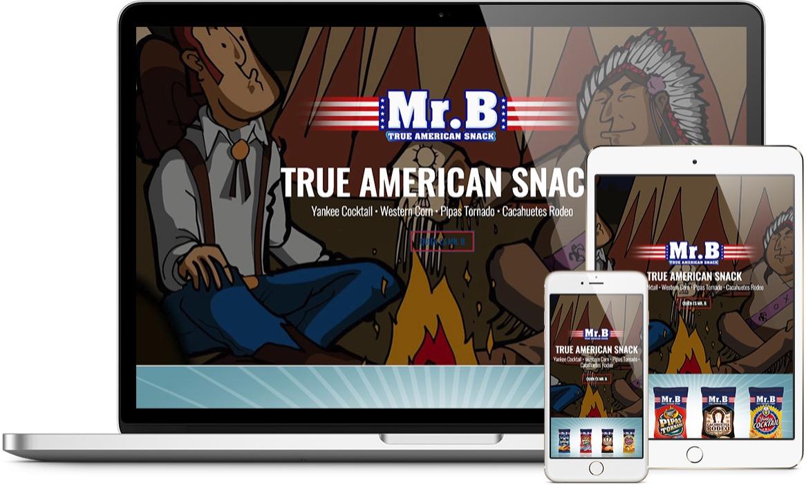Mr B Snacks